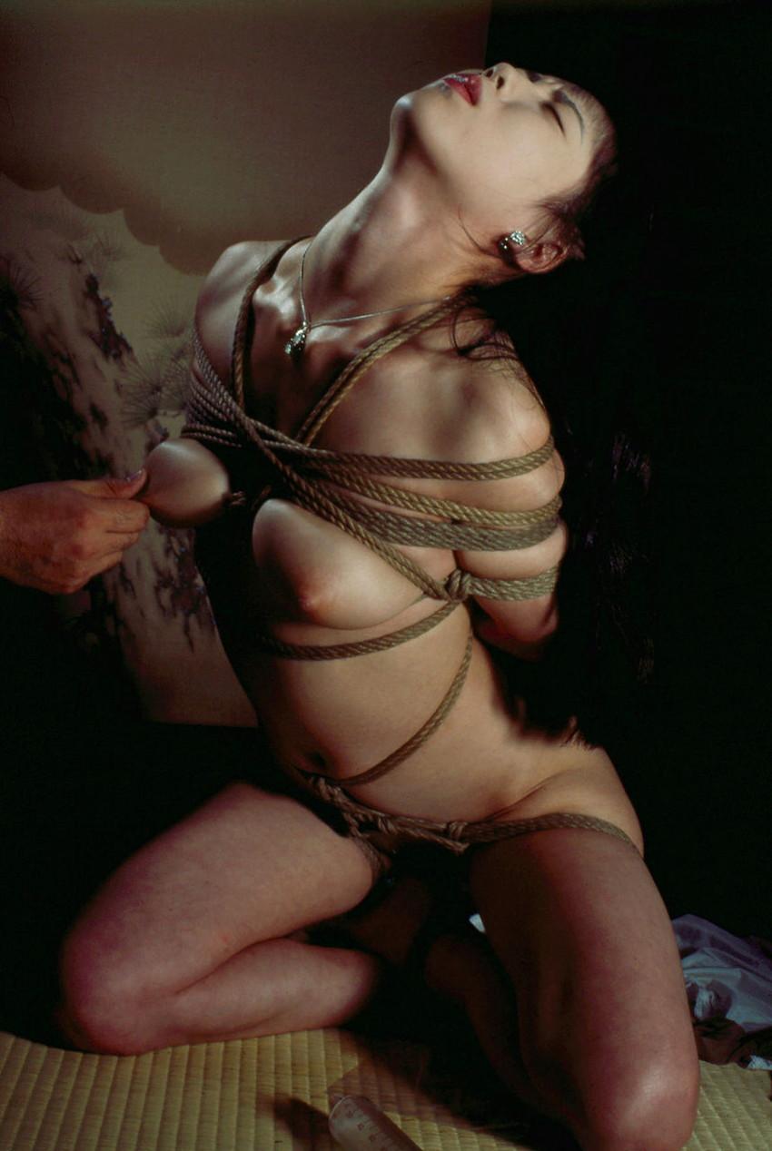 【緊縛エロ画像】マンネリカップルよ、お試しあれ!緊縛された女の子の身体がソソる! 18