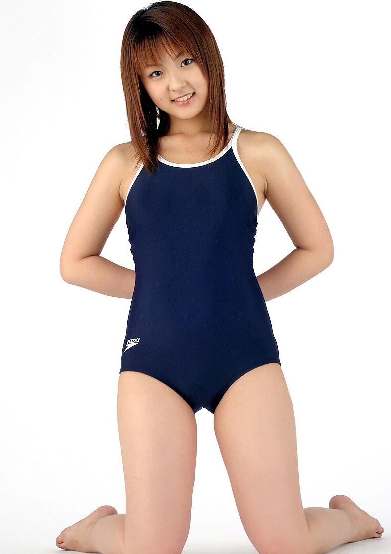 【スク水エロ画像】学生時代の水泳の授業で女子の水着が気になって仕方なかったやつ必見ww 18