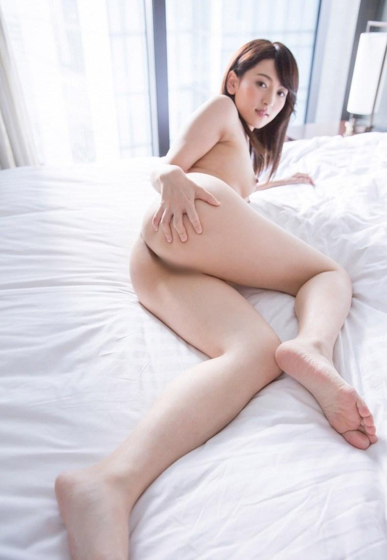 【生尻エロ画像】美尻にこだわった女の子の生尻特集!尻フェチ寄って来い! 15