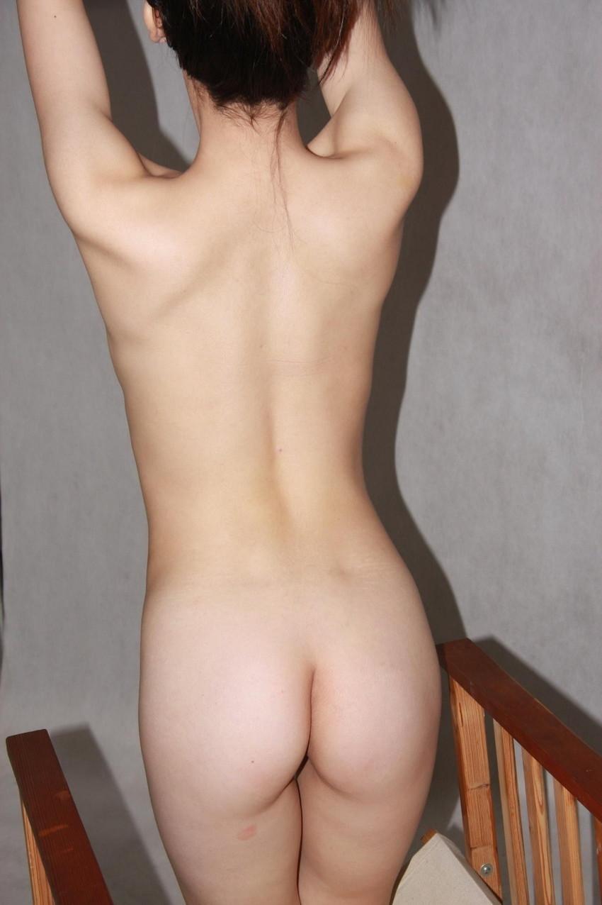 【生尻エロ画像】美尻にこだわった女の子の生尻特集!尻フェチ寄って来い! 21