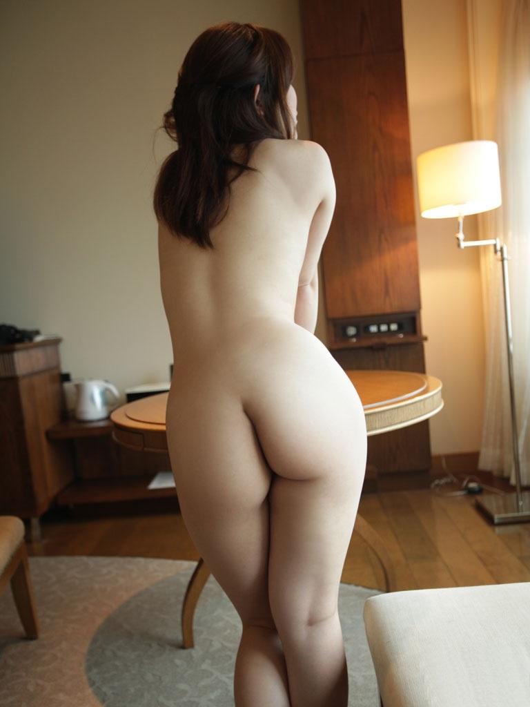 【生尻エロ画像】美尻にこだわった女の子の生尻特集!尻フェチ寄って来い! 34