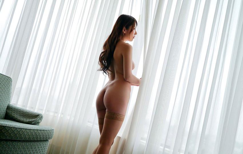 【生尻エロ画像】美尻にこだわった女の子の生尻特集!尻フェチ寄って来い! 39