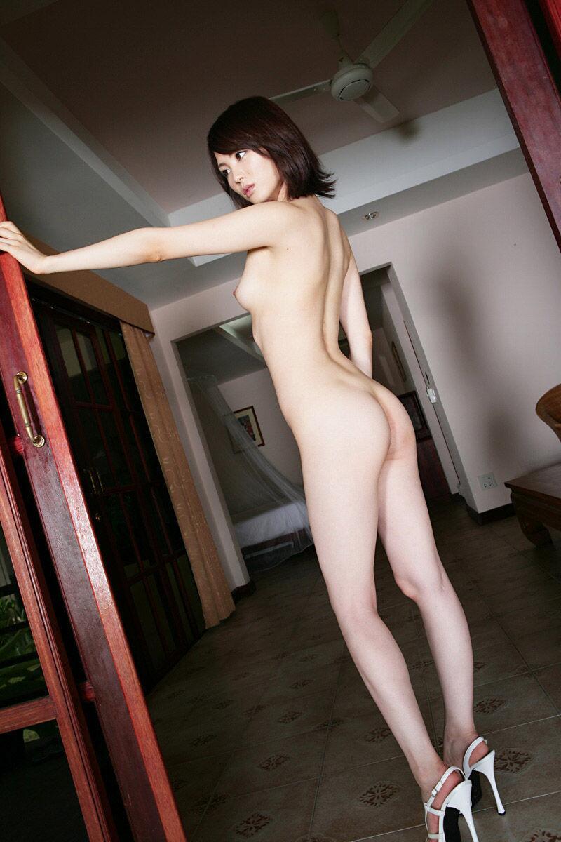 【生尻エロ画像】美尻にこだわった女の子の生尻特集!尻フェチ寄って来い! 45