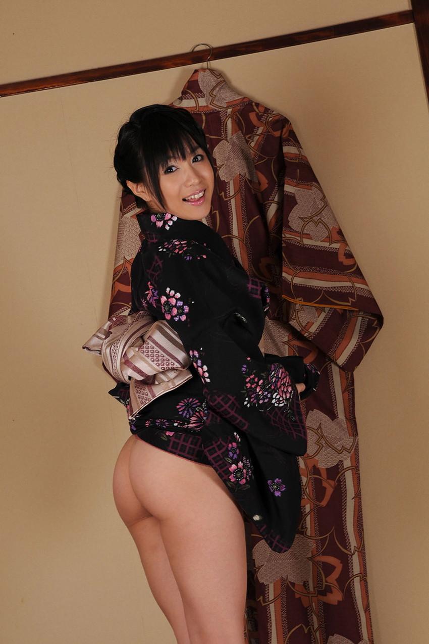 【和服エロ画像】忘れかけた日本の心を和服のエロスを見て思い出そうww 37