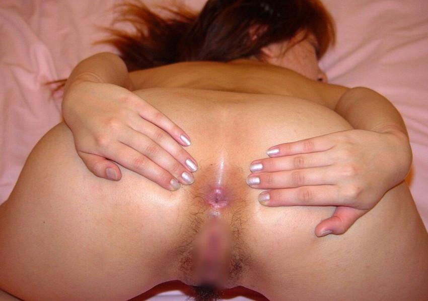 【アナルエロ画像】女の子のアノ部分が丸見え!恥ずかしすぎるアナル画像 32
