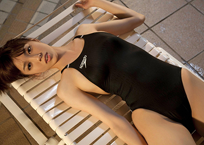 【競泳水着エロ画像】なんだ、競泳水着か…と侮ることなかれ!エロ過ぎ競泳水着!