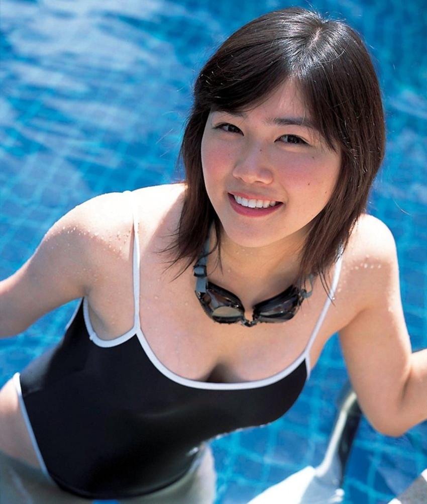 【スクール水着エロ画像】スクール水着をきた女の子たちの画像がめっちゃシコッ! 07