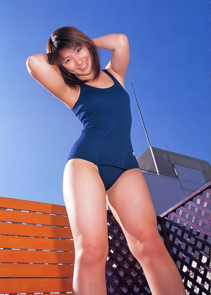 【スクール水着エロ画像】スクール水着をきた女の子たちの画像がめっちゃシコッ! 24