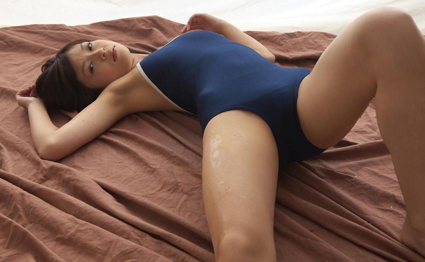 【スクール水着エロ画像】スクール水着をきた女の子たちの画像がめっちゃシコッ! 25