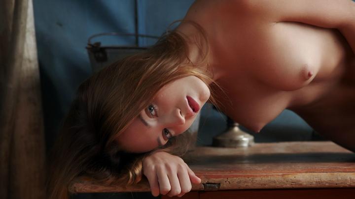 【海外美女エロ画像】海外美女たちのあられもない姿を晒した海外ヌード! 37