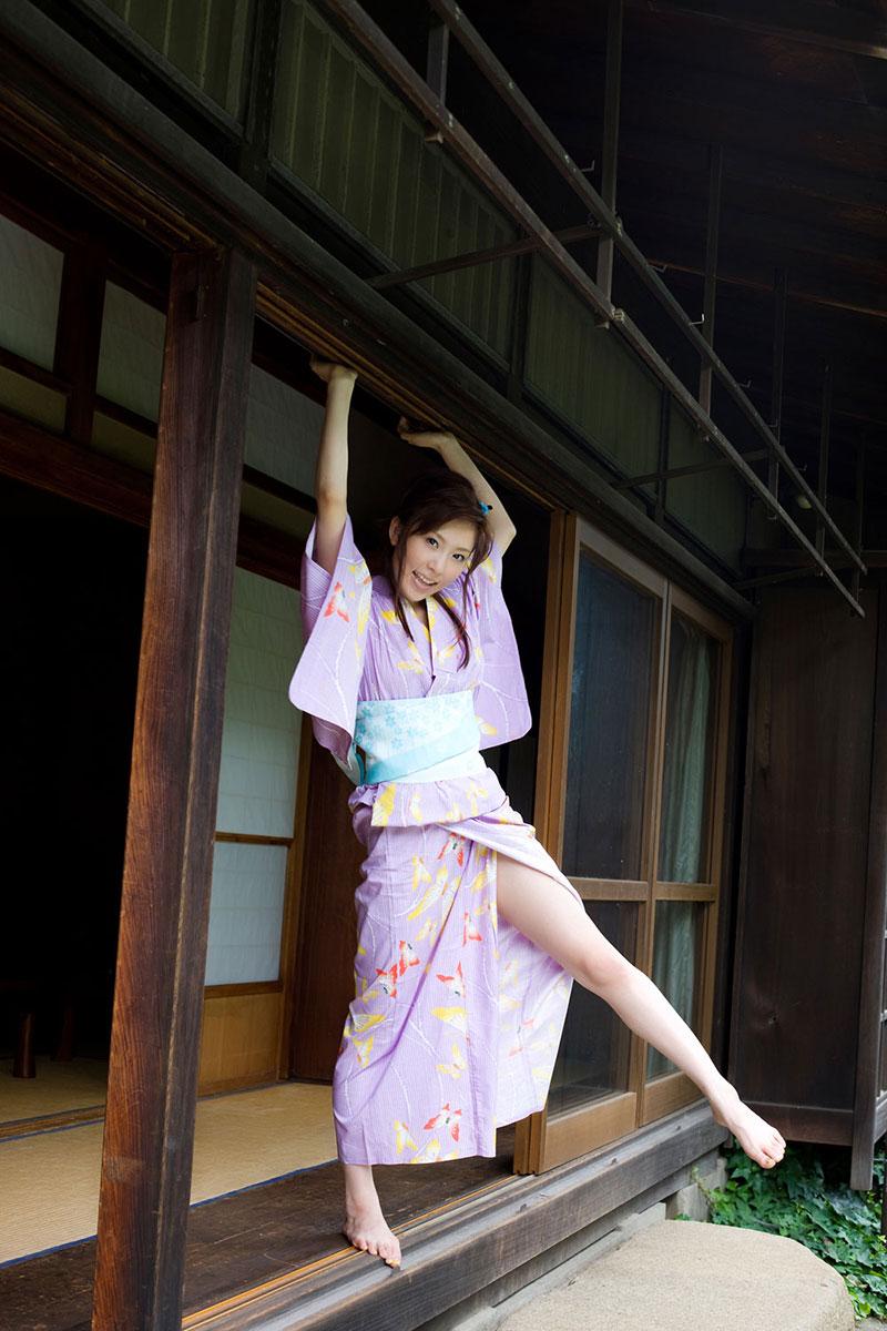 【和服エロ画像】日本人の心を忘れない為の和服エロ画像にフル勃起wwww 11