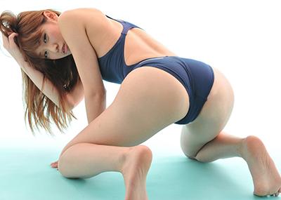 【競泳水着エロ画像】こんなエロい水着が競泳用の水着とか正気かよ!?