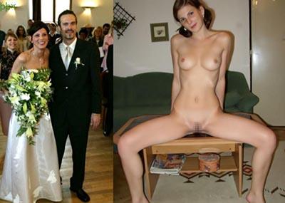 素人まんさん、着衣と全裸を比較されるエ□画像を拡散される。。(25枚)