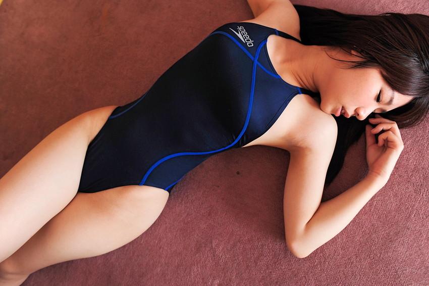 【競泳水着エロ画像】むちゃくちゃエロいぞこの水着!競泳水着特集! 27
