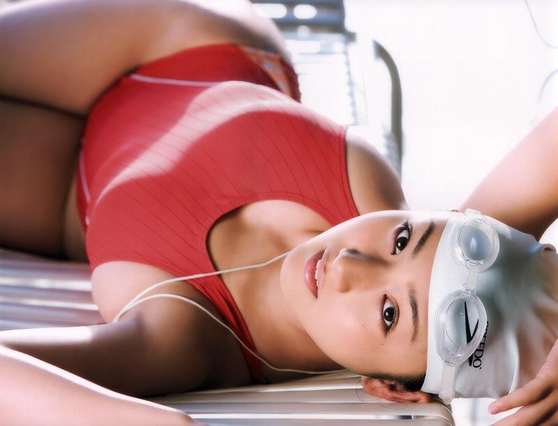 【競泳水着エロ画像】むちゃくちゃエロいぞこの水着!競泳水着特集! 37