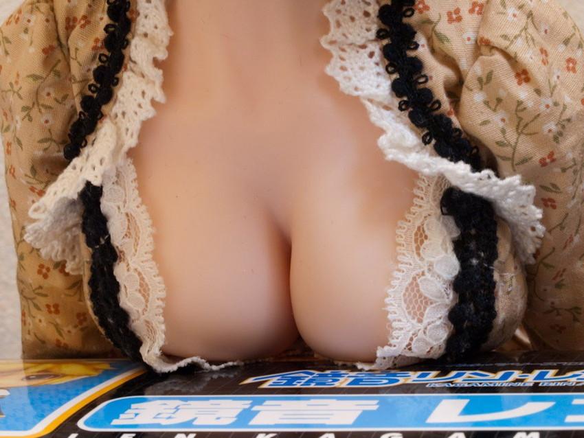 【谷間エロ画像】見ているだけで妄想してしまう巨乳の女の子達の谷間に注視! 45