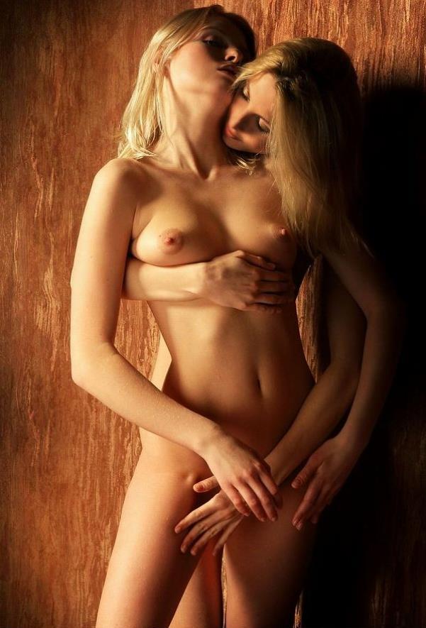 【海外レズビアンエロ画像】海外のレズビアンってやたら艶っぽいよな! 30