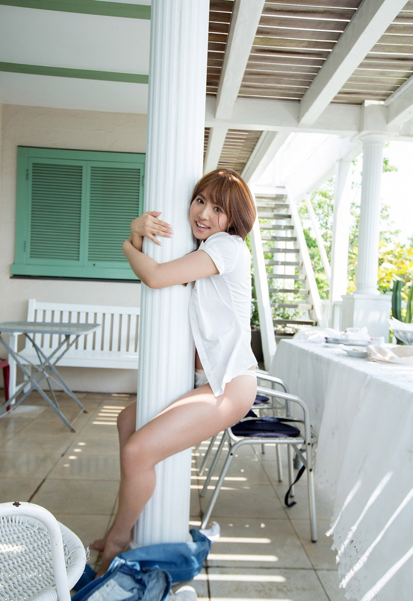 【三上悠亜エロ画像】元国民的アイドルのエッロい画像集めたったぜ!wwww 08
