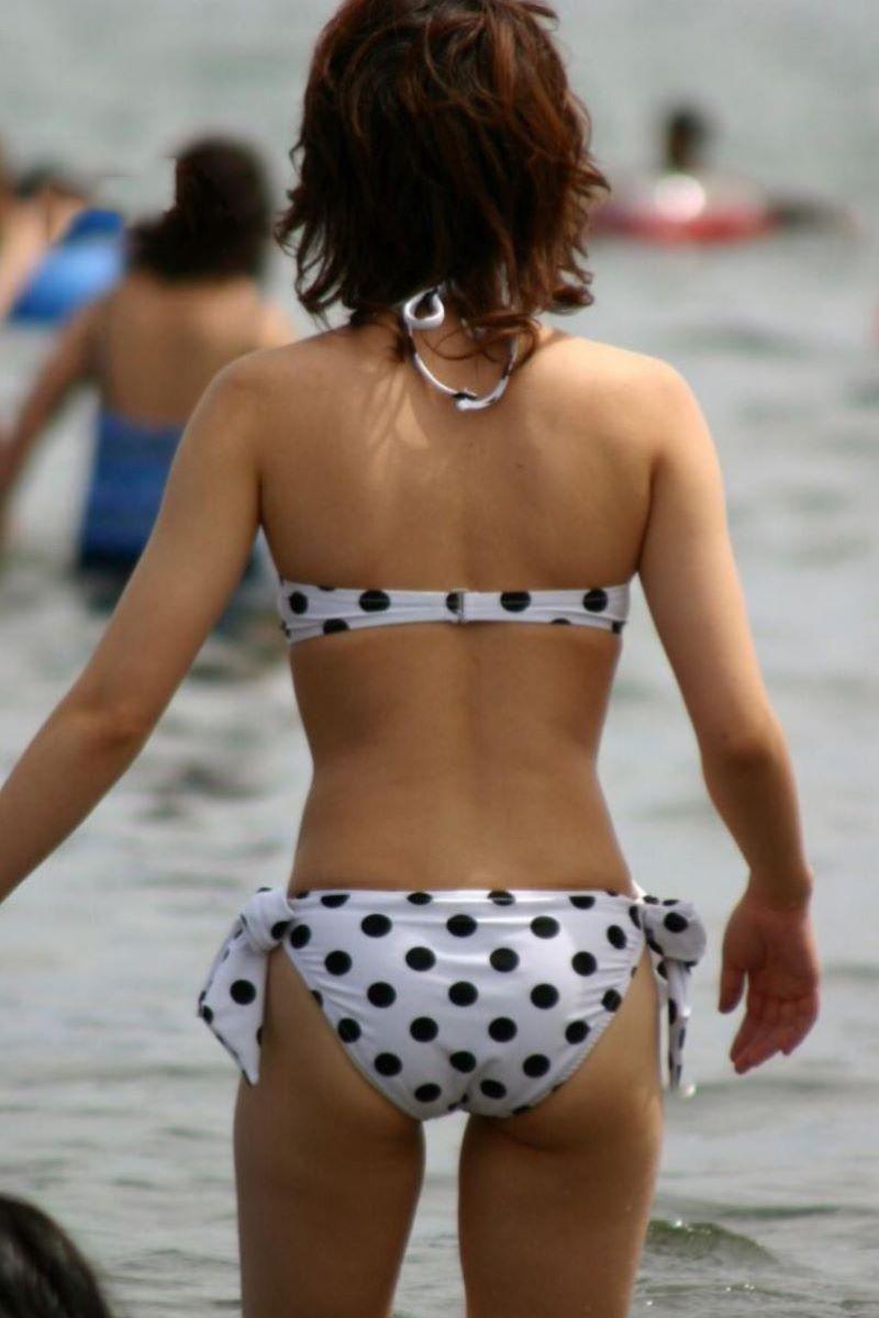 【素人水着エロ画像】素人娘たちによる生々しい水着姿のエロ画像集めたった! 22