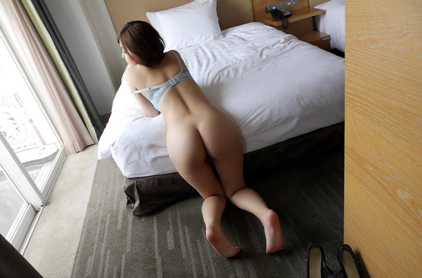 【美尻エロ画像】女の子たちの美尻のエロ画像集めたら勃起した件www 36