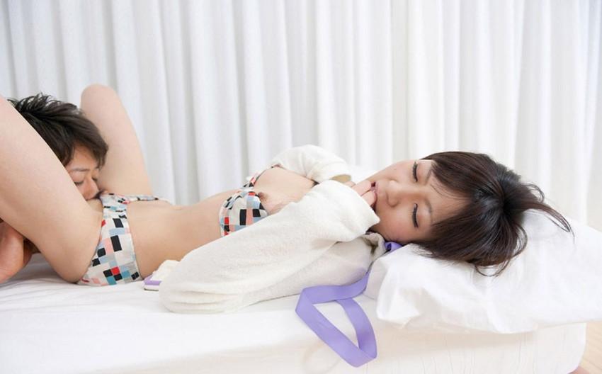 【クンニリングスエロ画像】小一時間舐めていたい女の子のオマンコwwww 05