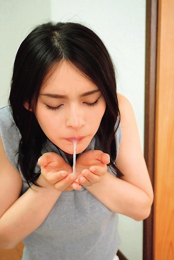 【口内発射エロ画像】女の子の口内に欲望の汁をぶちまけたったぜ!ww 04