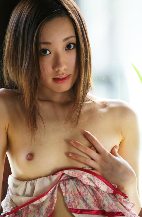 【貧乳エロ画像】巨乳ももちろん良いけどたまにはこんな貧乳女子も悪くない! 14