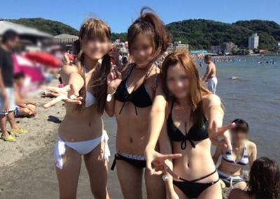【素人水着エロ画像】夏は終わったが、まだまだ素人の水着が見てみたいぜ!