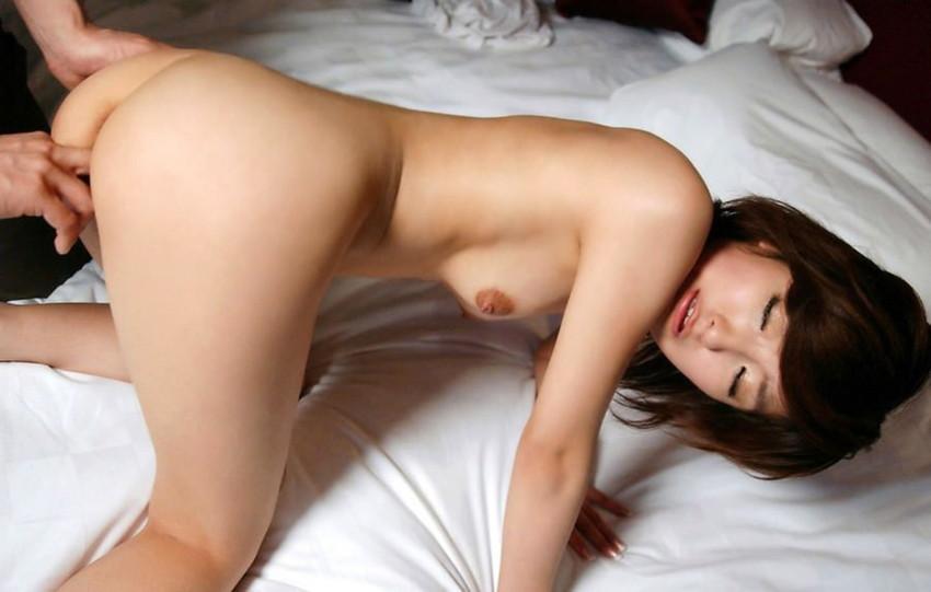 【手マンエロ画像】オマンコ触りたいから手マンする!最もセオリーな前戯は手マン? 61