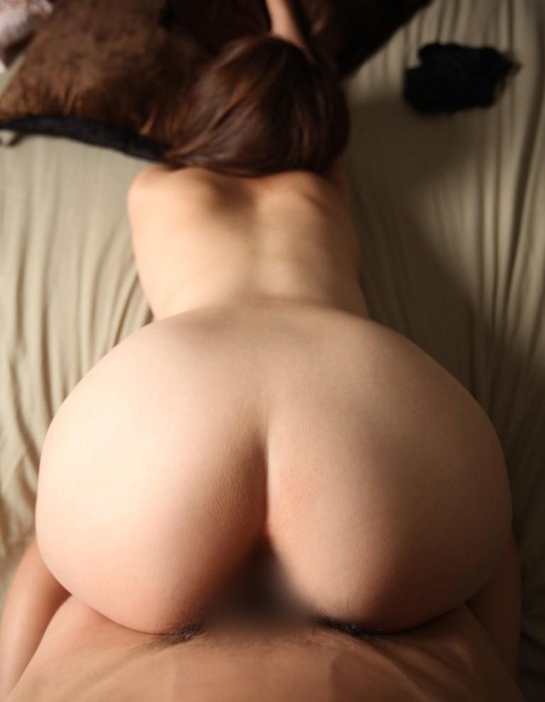 【バックエロ画像】正常位と並ぶほどメジャーなセックスの体位といえばこれかな? 68