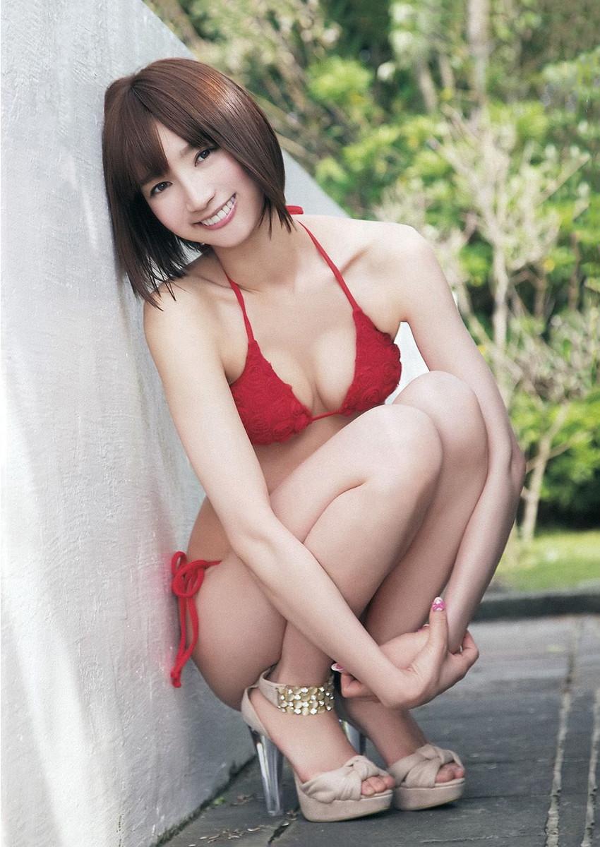 【ビキニエロ画像】夏はとっくに過ぎたけどビキニ女子を愛でようずww 64
