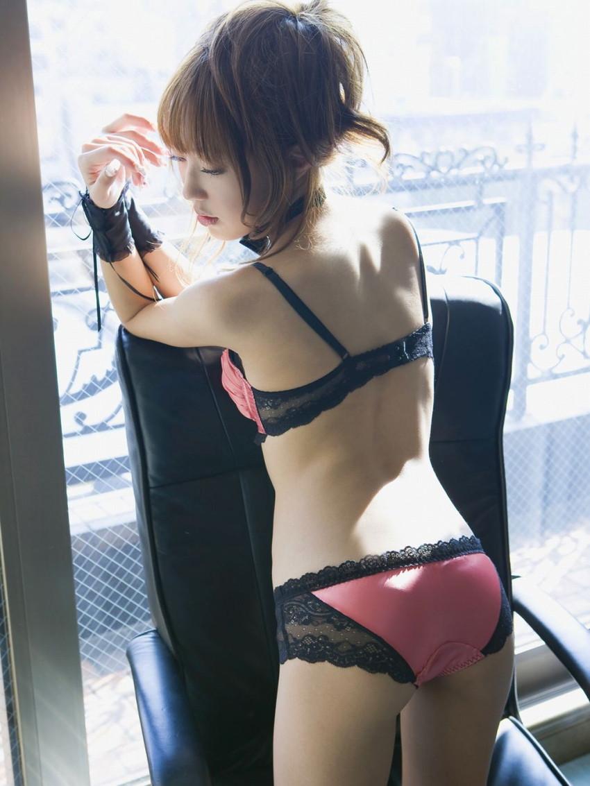 【下着姿エロ画像】女の子たちのセクシーな下着姿のエロ画像集めたった! 81