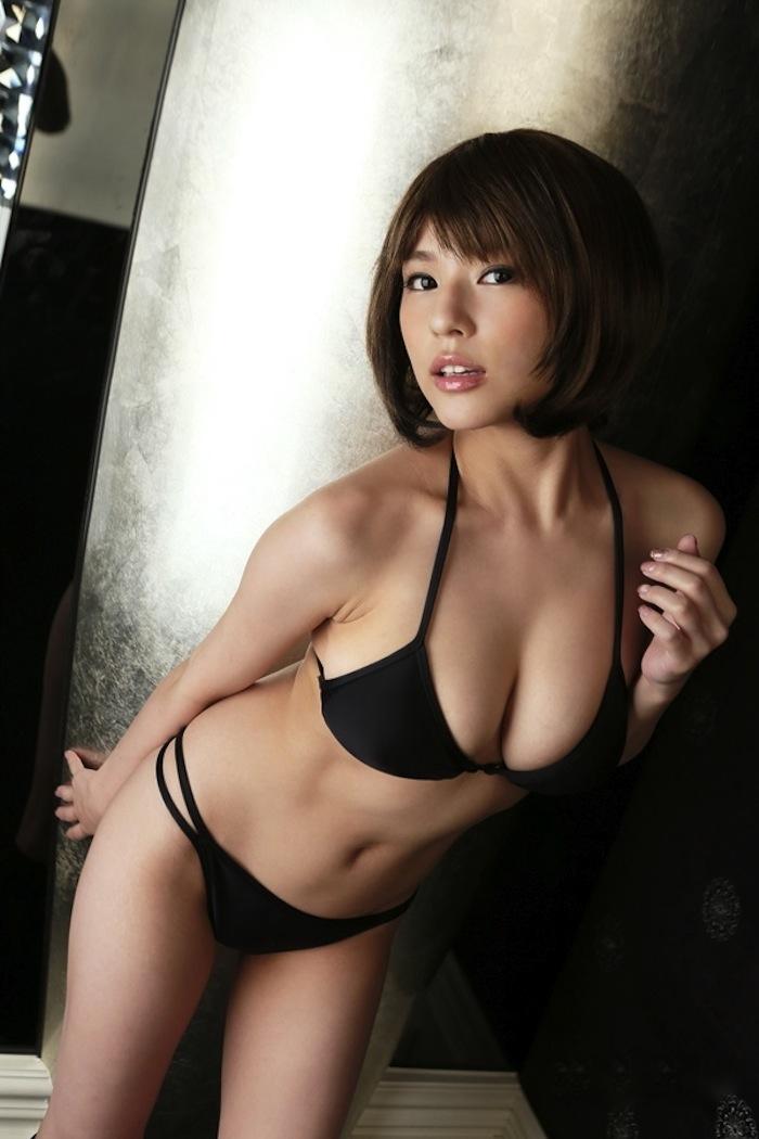 【下着姿エロ画像】女の子たちのセクシーな下着姿のエロ画像集めたった! 82
