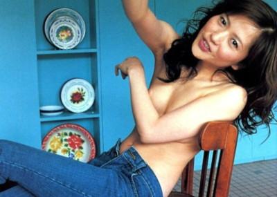 【三浦理恵子】乳首も見せた!元アイドル女優の濡れ場ヌードエ□画像集(36枚)