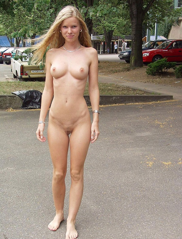 Amateur Public Nudity 1