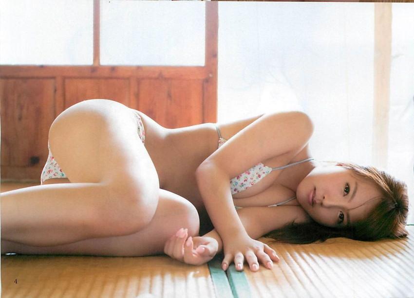 【三上悠亜エロ画像】アイドル転じてAV嬢!その人気実力はトップクラスの逸材! 11