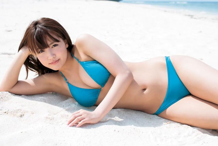 【三上悠亜エロ画像】アイドル転じてAV嬢!その人気実力はトップクラスの逸材! 35