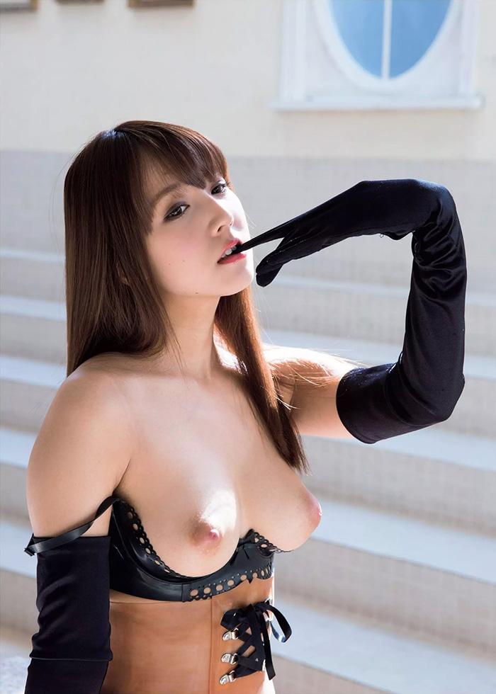 【三上悠亜エロ画像】アイドル転じてAV嬢!その人気実力はトップクラスの逸材! 69