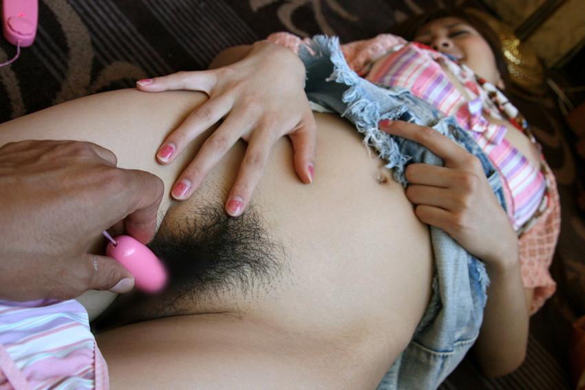 【ローター責めエロ画像】ローターで女の子の股間を責めまくりのローター責め! 64