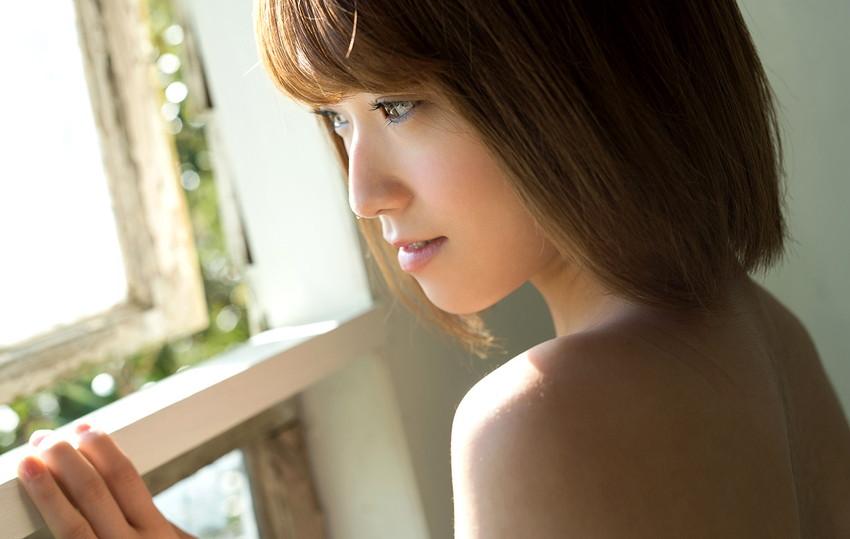 【椎名そらエロ画像】いかにも妹っぽいルックスと素人っぽい雰囲気が堪らない椎名そら! 41