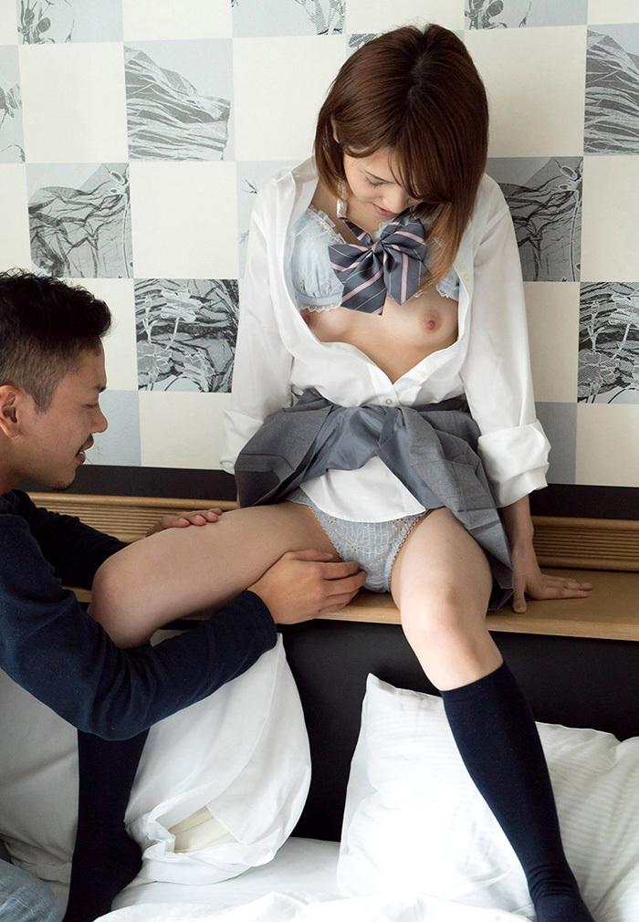【椎名そらエロ画像】いかにも妹っぽいルックスと素人っぽい雰囲気が堪らない椎名そら! 64