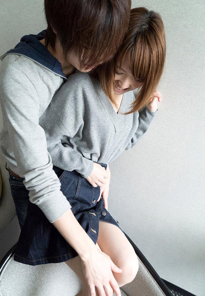 【椎名そらエロ画像】いかにも妹っぽいルックスと素人っぽい雰囲気が堪らない椎名そら! 67