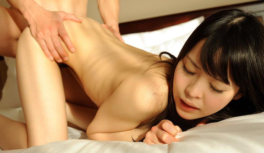 【バックエロ画像】お尻好きが好むセックスの体位といったらやっぱりバックだろうか? 40