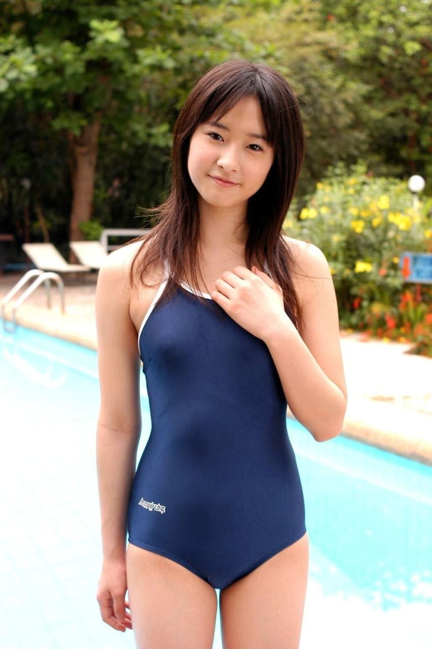 【スク水エロ画像】マニアック上等!スクール水着の女の子のエロ画像を楽しむ! 74