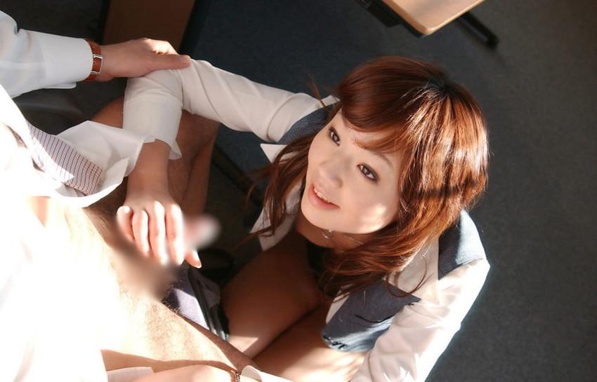 【手コキエロ画像】ソフトサービスだけに女の子のルックスが求められる? 80