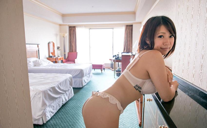 【Tバックエロ画像】美尻の女の子のTバック姿の画像集めたった!wwwwww 27