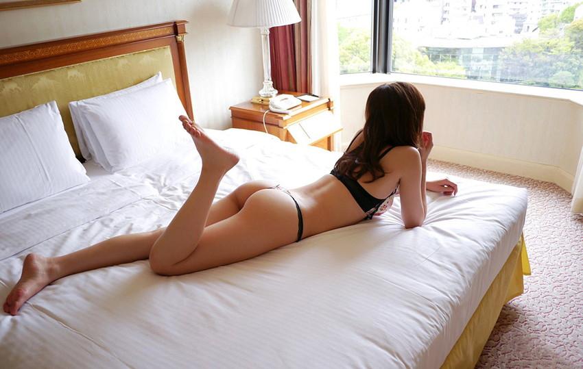 【Tバックエロ画像】美尻の女の子のTバック姿の画像集めたった!wwwwww 69