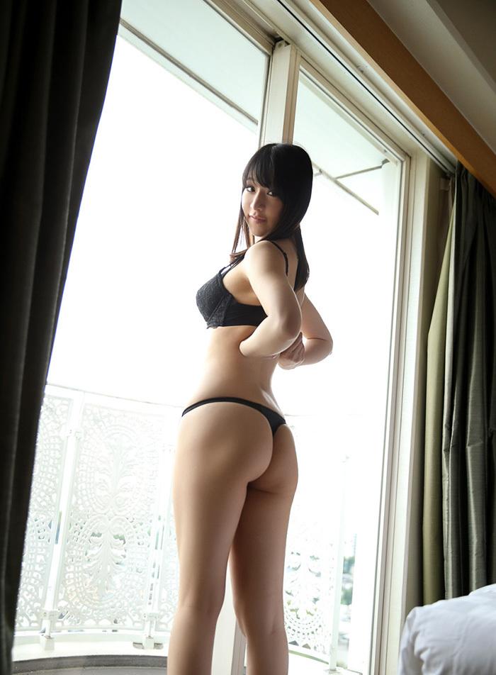 【Tバックエロ画像】美尻の女の子のTバック姿の画像集めたった!wwwwww 79