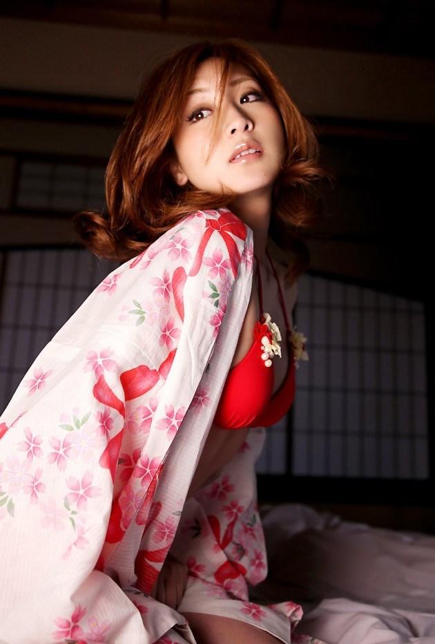 【和服エロ画像】日本の心、和服をテーマにしたエロ画像集めたったぜwwww 43
