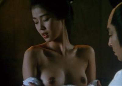 【朗報】時代劇で脱いだ女優のお○ぱい丸出し画像がガチで抜けるwwwwww 36枚